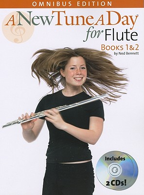 A New Tune A Day  for Flute By Bennett, Ned (COM)